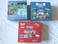 24 x 500pc and 1000pc UNOPEN NEW JIGSAW PUZZLES - MAKE IDEAL GIFTS
