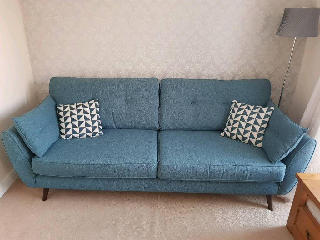 French Connection Zinc Sofa In Swansea Gumtree