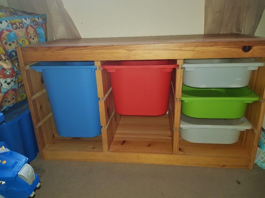 Kids Storgae Bedroom Furniture In Dunblane Stirling