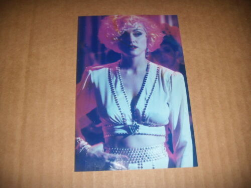 "Madonna ""Breathless Mahoney"" 4 x 6  Photo Original  1990  NM  Konica LL 100"