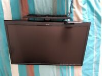 """Seiki 24"""" TV with built in DVD"""