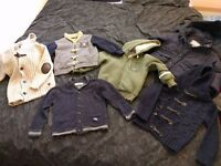 4-5 yrs boy kid's jumpers and coat
