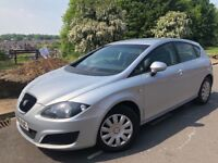 2009 59 Seat Leon 1.9 tdi 5 door Hatchback # 2 owners # s/history # cheap ins