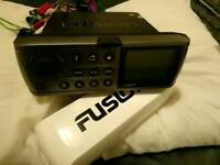 Fusion marine stereo