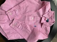 Polo shirt 2 year old . Good condition.Smoke free pet free house.