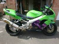 1999 KAWASAKI ZX9-R NINJA(VERY GOOD CONDITION VIEWING'S HIGHLY RECOMMENDED)