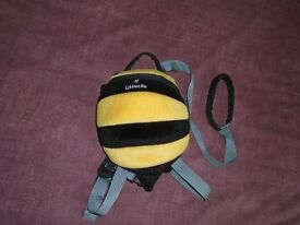 LITTLE LIFE BEE REINS/BACKPACK