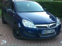 Astra new shape 2007 1.8 petrol automatic