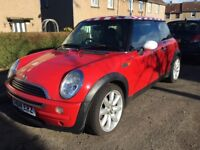 Mini One HATCHBACK 1.6 Petrol with Long MOT for SALE!