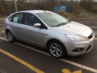 Ford focous lovely car very clean mot till may must be seen