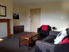 2 bedroomed flat near Aberdeen Uni