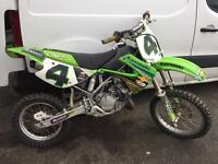 2006 kx 85 small wheel lovely bike must see