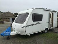 Abbey Vogue 460 Touring Caravan. Excellent condition. Ready to be used.