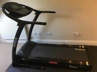 Reebok Z9 Run Folding Treadmill + Mat