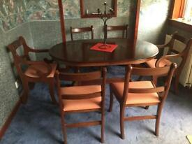 Coffee and Dining table