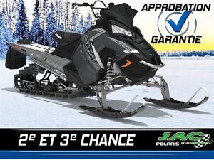 2018 Polaris 800 SKS 155 SnowCheck Select 46.07$*/sem **Defiez n