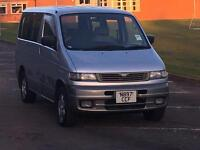 CHEAPEST 1996 MAZDA BONGO CAMPERVAN 1 YEAR MOT 1 UK ELDERLY OWNER 8 SEATER VERY SPACIOUS