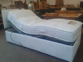 RESTWELL electric single bed
