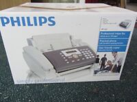 Phillips Faxjet Machine IPF 525 - Boxed - Used Once