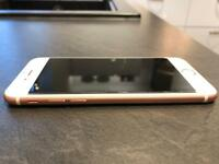 iPhone 6S Rose Gold like new