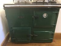 Rayburn Nouvelle Cooker and Boiler