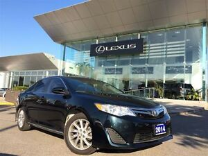 2014 Toyota Camry 1owners Btooth Sroof BUcam