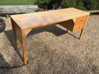 WIDE DESK, FREE DELIVERY