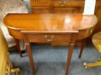 Console table BRITISH HEART FOUNDATION
