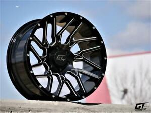 GT Aggression Off-Road Wheel. Proudly Canadian! ***FREE SHIPPING CANADA-WIDE***