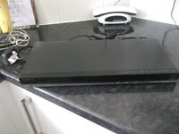 Sony BDP- S380 Bluray player with manual and remote