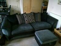 DFS JIVE SCATTER BACK 4 Seater SOFA