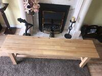 Beachwood bench