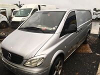 Mercedes Vito 109cdi diesel 2004 year 6 speed gearbox - Spare Parts Available