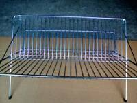Good quality heavy metal draining rack and pot stand
