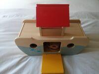 Marks & Spencer Wooden Noah's Ark Toy Set (new)