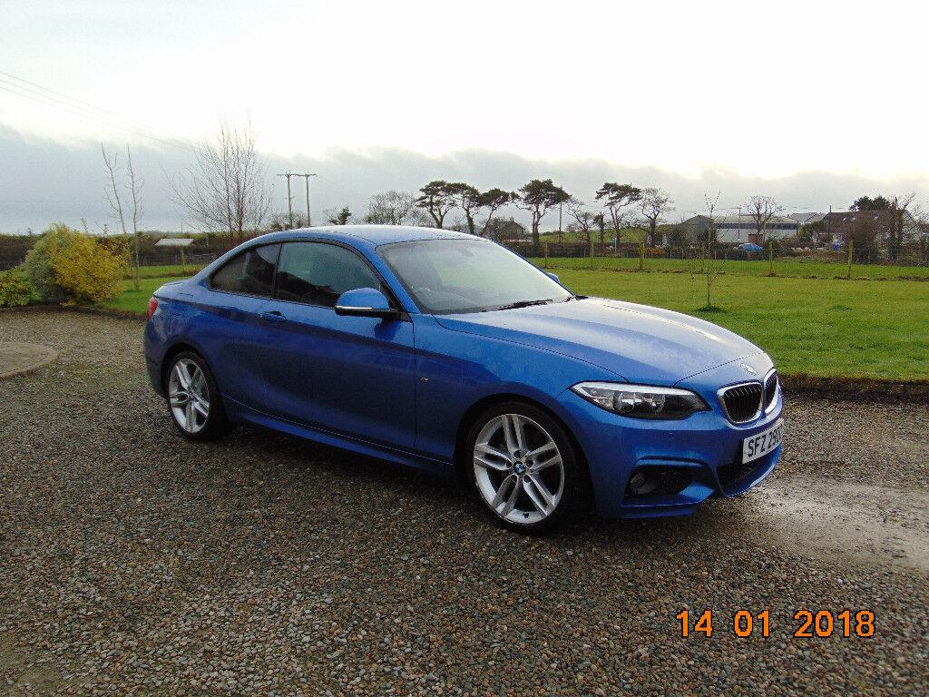 2014 BMW 220i M SPORT COUPE