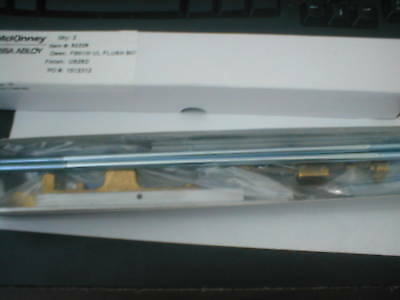 Mckinney Assa Abloy Flush Bolt Kit 92326 Fb01m
