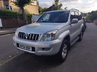 Toyota Landcruiser Top Spec Fully Loaded LC5 Full Service History