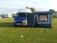 Ford Transit Converted Camper Van