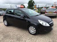 Late 2010 Vauxhall Corsa 1.4 5 Door **Long MOT** *6 mth Warranty** (fiesta,clio,polo,207)