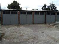 Secure, dry storage unit to let/rent in compound 24 hour access lock up garage Stockport Manchester