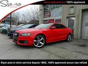 2011 Audi A5 PREMIUM CUIR TOIT