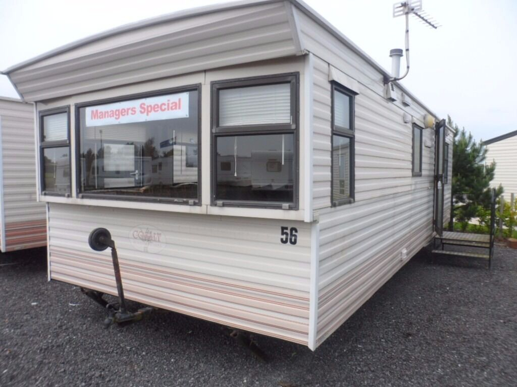 Cosalt Torino Static Caravan On Sunset Park Ingoldmells Coastfields With 2018 Ground Rent Inc