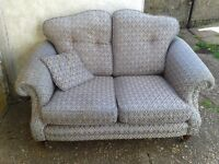2 seater sofa - DELIVERY AVAILABLE