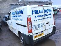 Citroen dispatch van breaking spare parts available