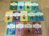 Paddington books, set of 12