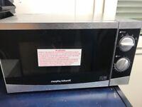 New morphy richard microwave 800watts