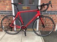 2017 Cannondale Synapse 105 Full Carbon Road Bike Size 58cm