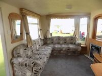 AMAZING OFFER!! Perfect Starter Caravan Available!! 12 Month Park - Fees Included - Yorkshire Coast!