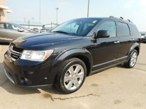 2012 Dodge Journey R/T/Sunroof/Leather/AWD, NO CREDIT CHECK FINA